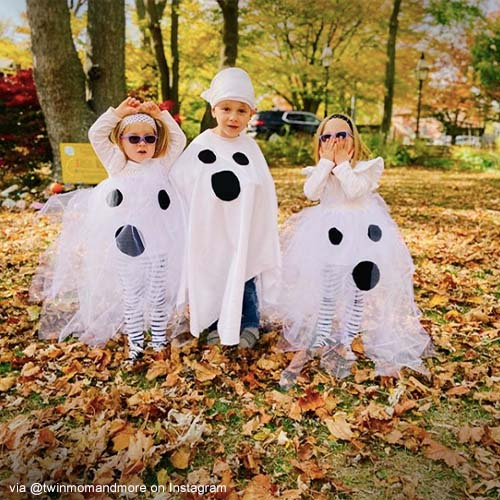 Easy Ghost Costume Ideas Halloween 2020