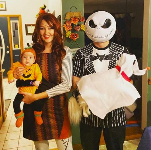 Nightmare Before Christmas Costume Halloween